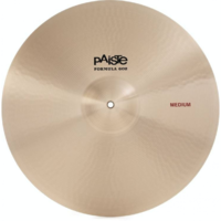 PAISTE 19 FORMULA 602 MEDIUM CRASH