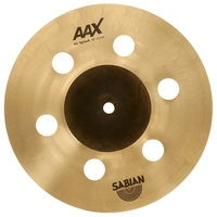 "SABIAN  AAX 8"" AIR SPLASH CYMBAL"