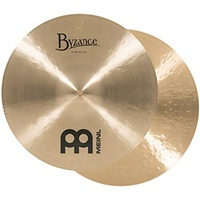 "Meinl 14"" Traditional Jazz Hi Hats"
