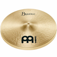 "Meinl 16"" Traditional Medium Hi Hats"