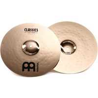 14 INCH MEDIUM HI HAT CYMBALS