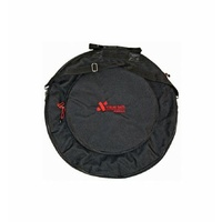22 INCH CYMBAL BAG HEAVY DUTY W/ACC POCKET
