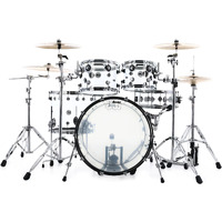 DW Design Series 5 Piece Acrylic Drum Kit