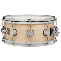 14 X 5.5 INCH SNARE DRUM SATIN OIL CH/HW