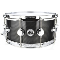 DW Collector's Series Carbon Fiber 14x5.5 Inch Snare Drum