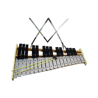 Mitello ED562 32 Note Chromatic Glockenspiel w/beaters