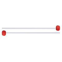 ProMark Discovery Series FPR30 Hard Red Rubber Orff Mallet