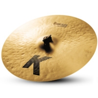 "Zildjian 17"" K Dark Crash Cymbal"