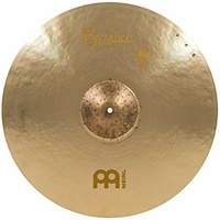 "Meinl 22"" Vintage Sand Crash/Ride Cymbal"