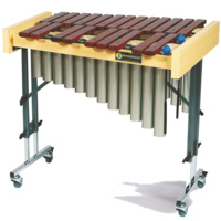 Bergerault Alto Xylophone Chromatic On Wheels