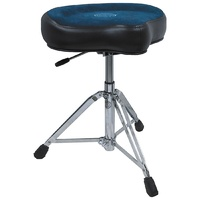 DRUM THRONE NITRO RIDER W/ORIGINAL BLUE SEAT TOP