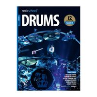 Rockschool DRUMS GRADE 7 2018-2024 BOOK/OA