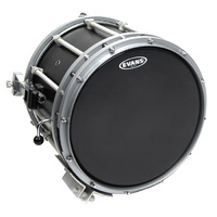 13 INCH MARCHING SNARE DRUM HEAD BATTER BLACK