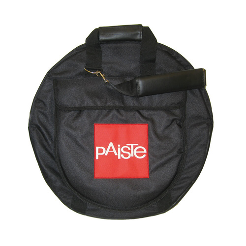 24 INCH CYMBAL BAG BLACK PROFESSIONAL