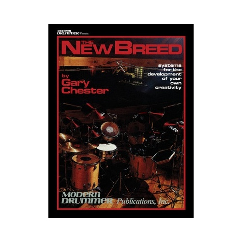 Gary Chester - The New Breed  BK/CD