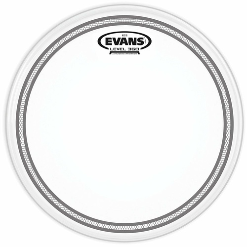 Evans EC2 Coated Drum Head [Size: 18 Inch]