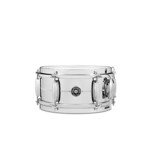 Gretsch Brooklyn Chrome Over Steel 5 x 10 Inch Snare