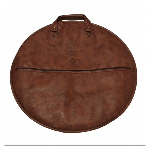 Istanbul Agop 30th Anniversary Leather Cymbal Bag
