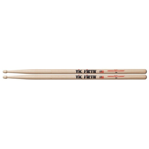 Vic Firth 5A Wood Tip Drumsticks