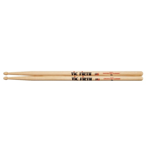 Vic Firth 7A Hickory Drum Sticks