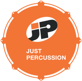 Just Percussion Pty Ltd logo